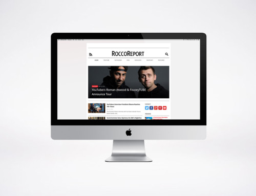 RoccoReport [ official website \ official logo ]